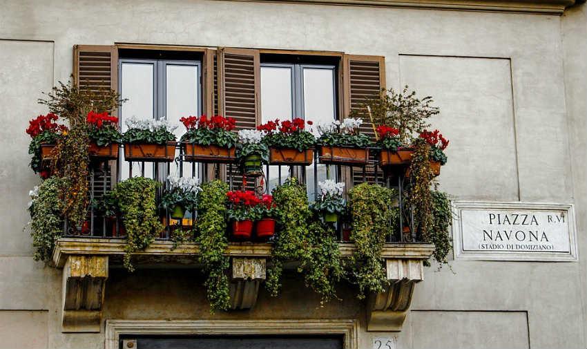 jardineras para balcón