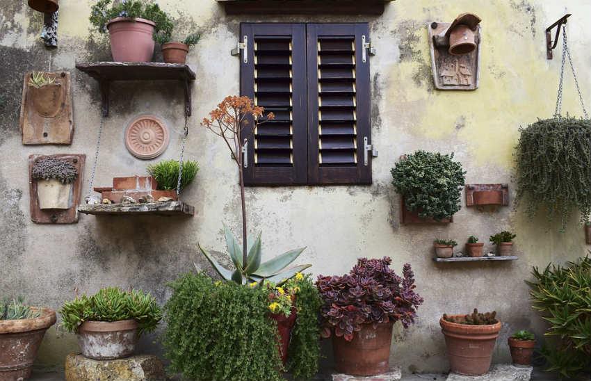 jardineras para decorar